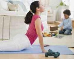 4 Συμβουλές Άσκησης Για Την Εργαζόμενη Μητέρα