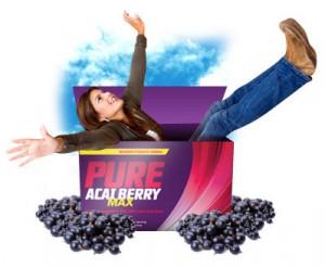Pure Acai Berry Max – Ίσως Το Καλύτερο 3-σε-1 Συμπλήρωμα για Εντερική Αποτοξίνωση, Απώλεια Βάρους και Μακροζωϊα