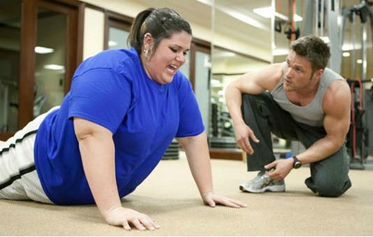 Γυμναστική και λίπος