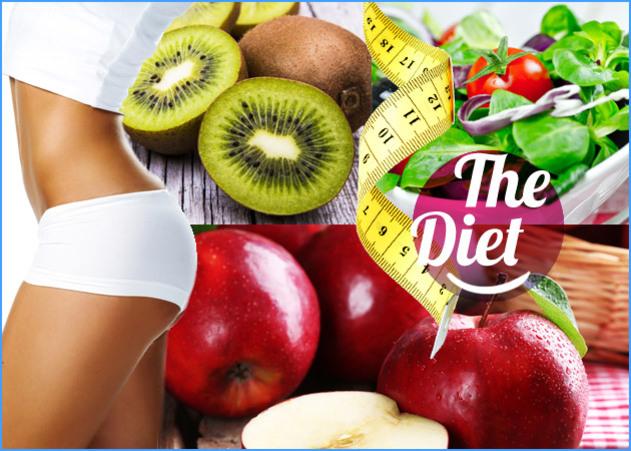 δίαιτα, πρόγραμμα, αδυνάτισμα