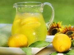 Ο χυμός λεμονιού βοηθάει στο αδυνάτισμα. Αλήθεια ή μύθος;