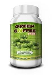 Green Coffee Pure Μπουκάλι