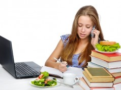 Διάβασμα και διατροφή