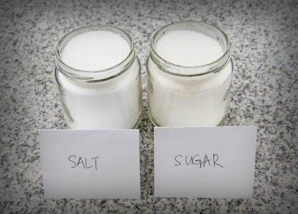 Η Ζάχαρη Ανεβάζει Την Πίεση. Φάτε Αλάτι Άφοβα!