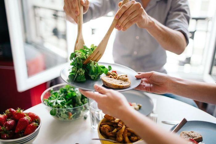 Υγιεινές Και Θρεπτικές Τροφές